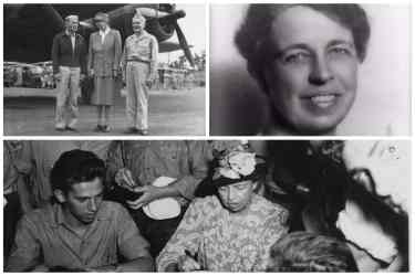 Eleanor Roosevelt Collage