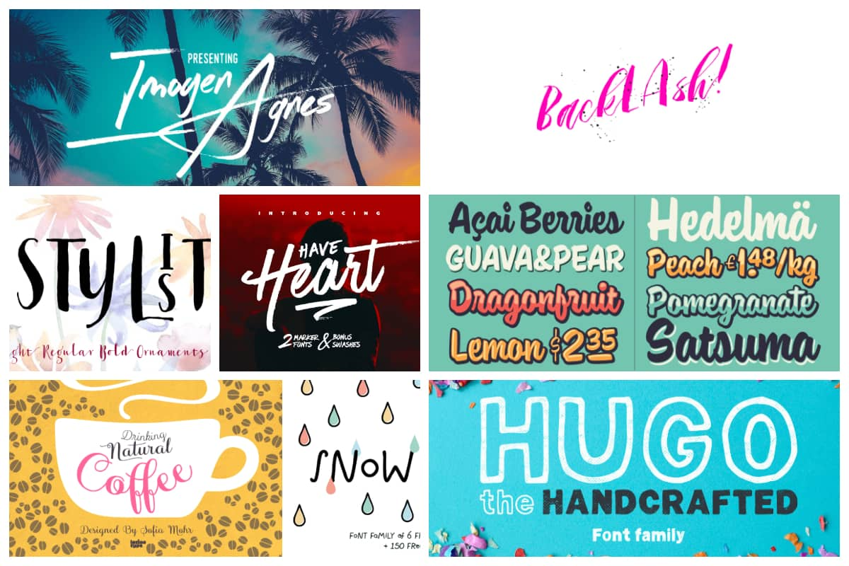 20 Creative Comic Fonts You Can Own Inspirationfeed