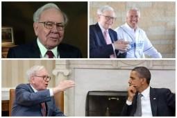 Warren Buffet Collage