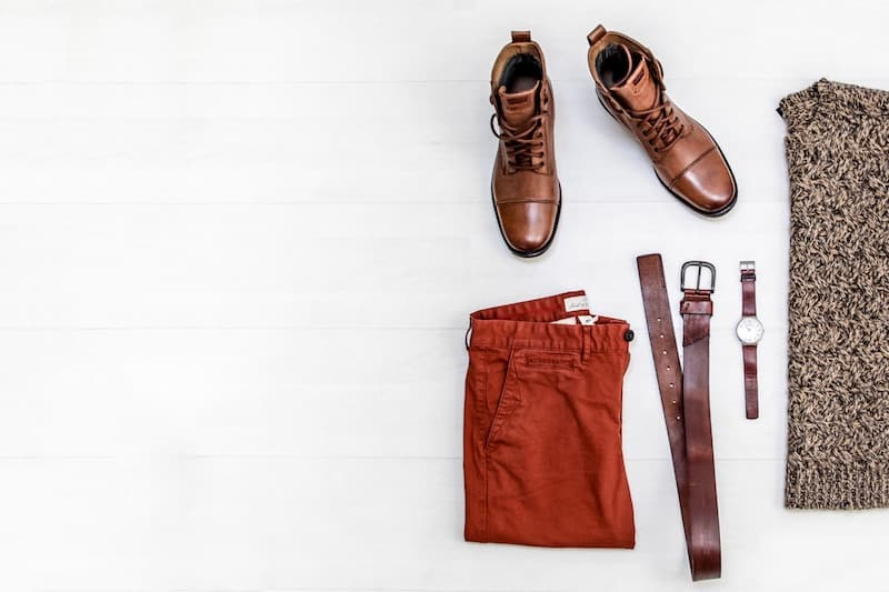 High quality leather goods