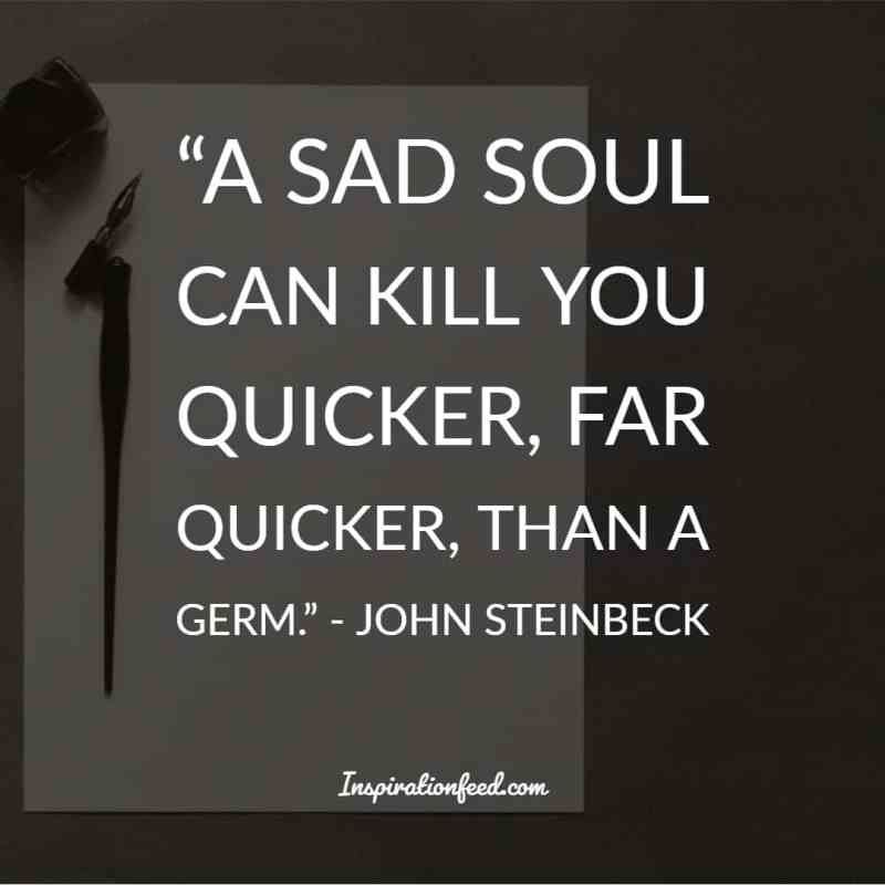 John Steinbeck Quotes | 30 John Steinbeck Quotes To Give You A New Perspective On Life