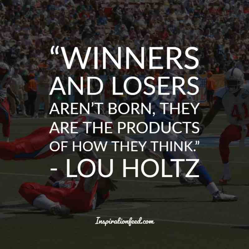 25 Lou Holtz Quotes And Sayings Inspirationfeed