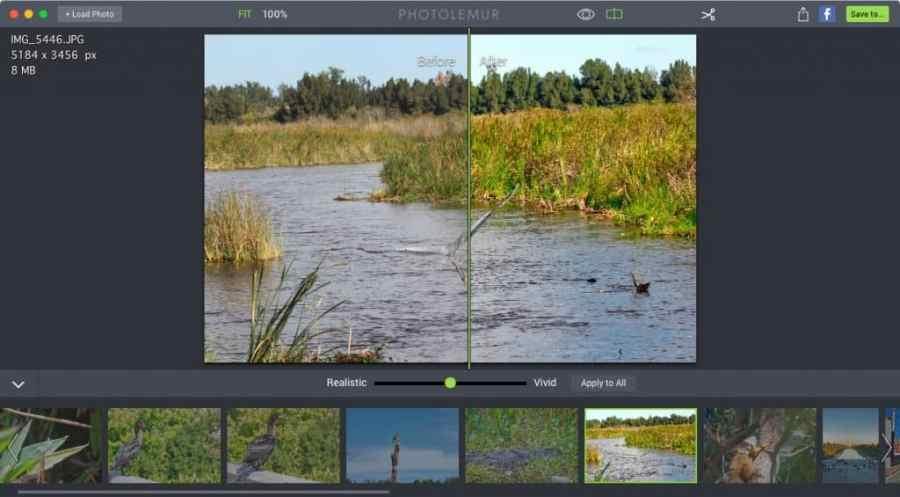Photolemur Mac App