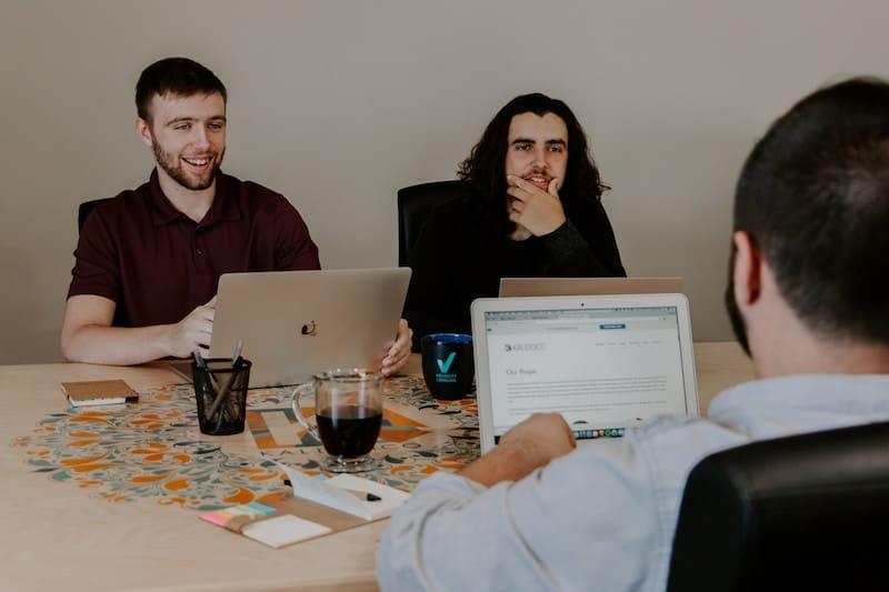 cryptocurrency development team