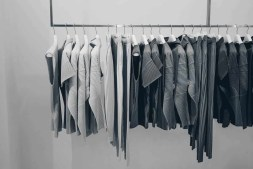 Minimal Luxury Fashion Store
