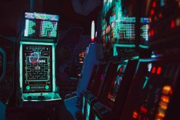 Pacman arcade game