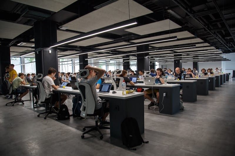 Giant Technology Startup Office