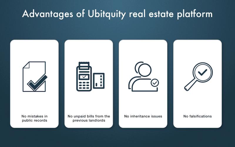 Blockchain Real Estate Startups