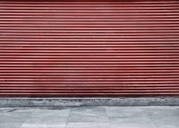 Red Storage Unit