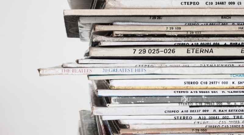 Collecting Vintage Vinyls