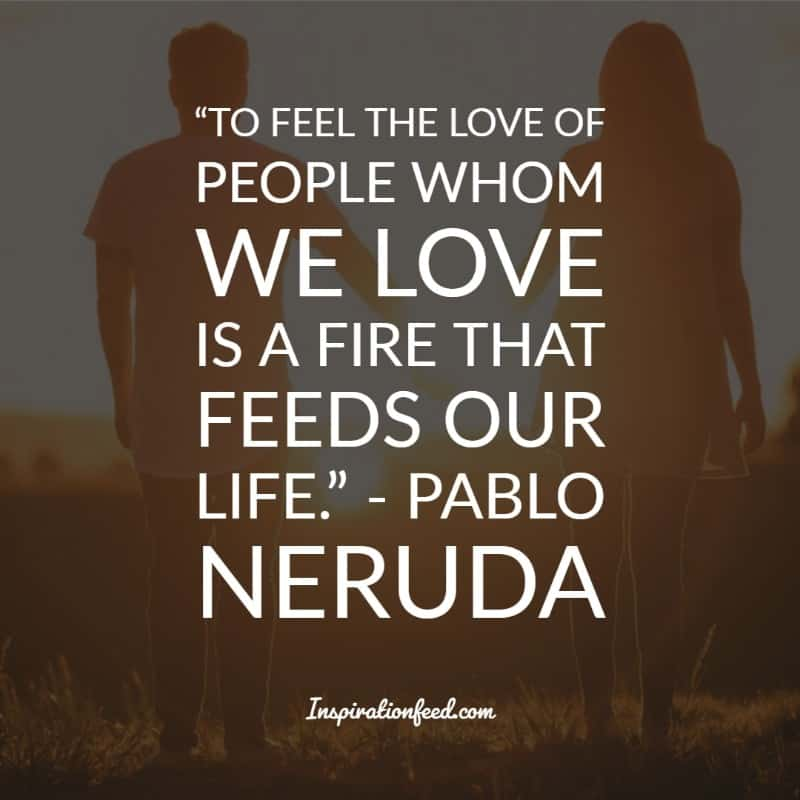 Pablo Neruda Quotes