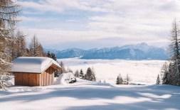 wyoming during winter time