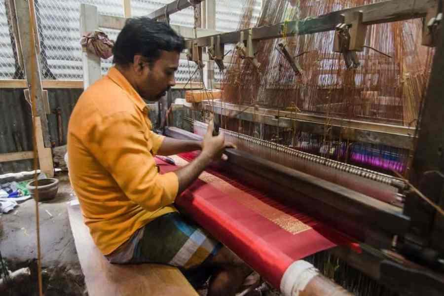 handmade silk sarong
