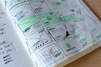 web design blueprint