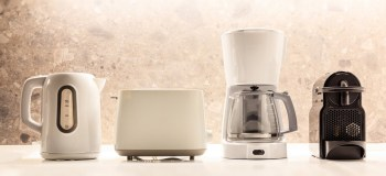 kitchen-electric-appliances-on-white-surface