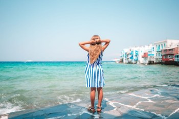 3 days in Mykonos