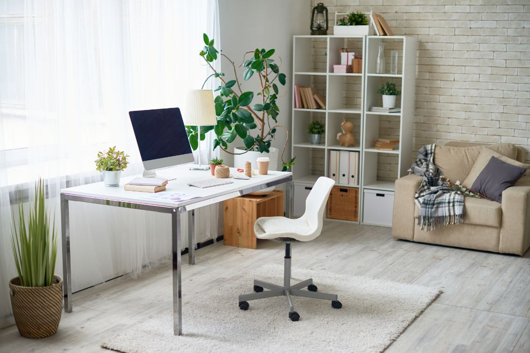3 Benefits Of Having A Desk Chair Mat In Your Home Office Inspirationfeed