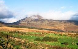 Mountain Scenery in Northern Ireland