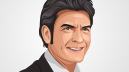 charlie sheen © Inspirationfeed. All rights reserved.