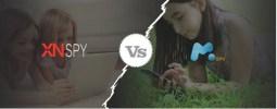 XNSPY vs. mSpy
