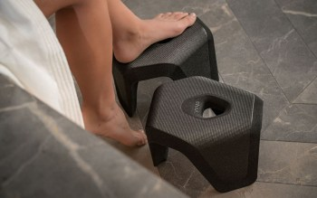 A TOILET STOOL WITH STYLE