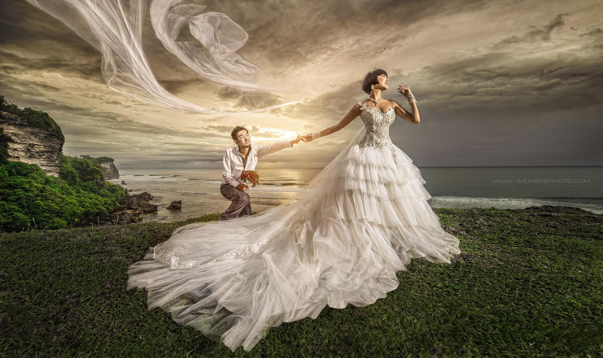 30 Creative Wedding Photography Ideas