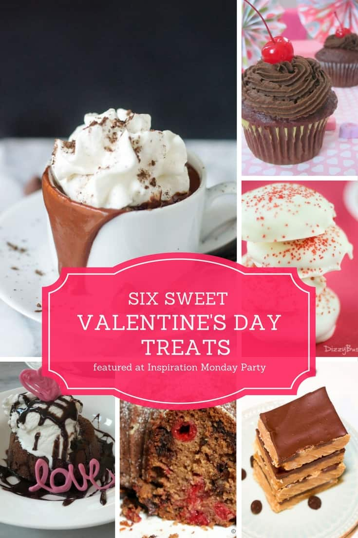 If You Are Looking For A Delicious Chocolate Dessert For Your Valentineu2026look  No Further! The Inspiration Monday Party Team As Got You Covered With Six  ...