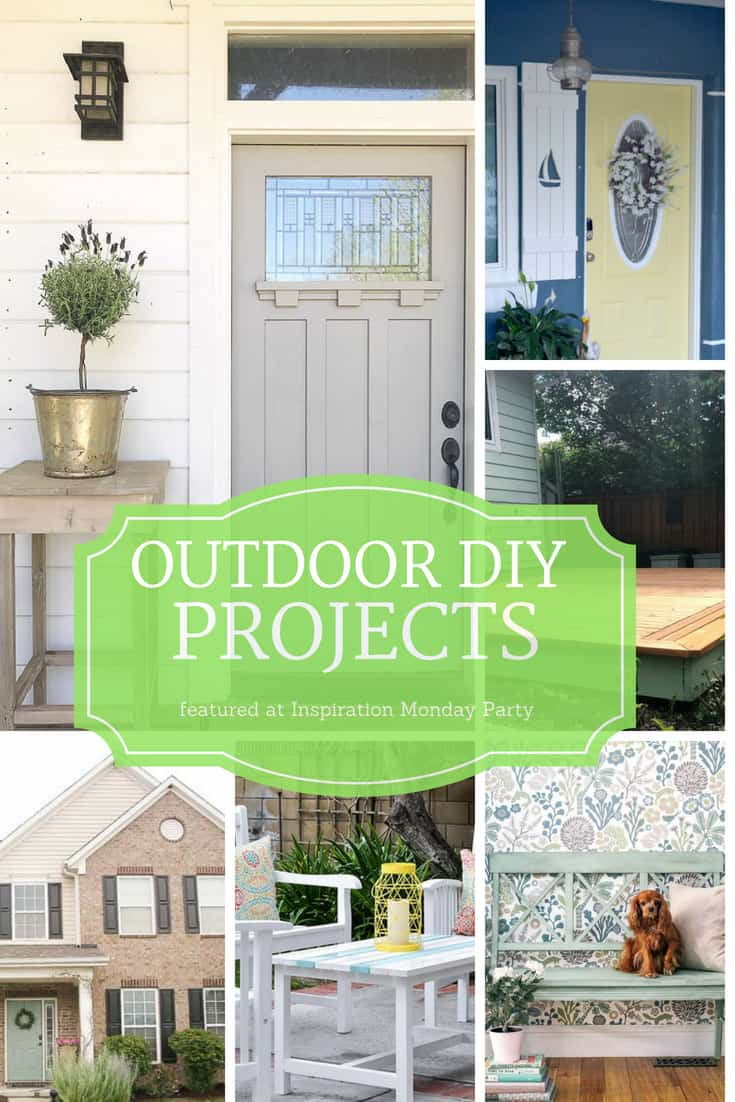 Six fantastic outdoor DIY projects to take your home from drab to fab!