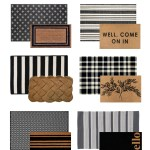Layered Door Mats How To Mix And Match Inspiration For Moms