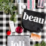How To Create A Simple Makeup Bag Gift Inspiration For Moms