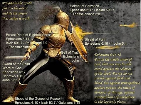 Full armor of God