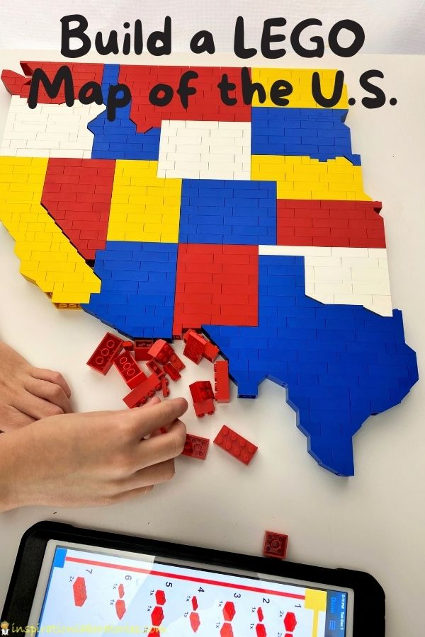 The united states has 166 million hectares of net cropland area and is ranked second in the world after india, which has 180 million hectares of croplands. Build A Lego United States Map Inspiration Laboratories