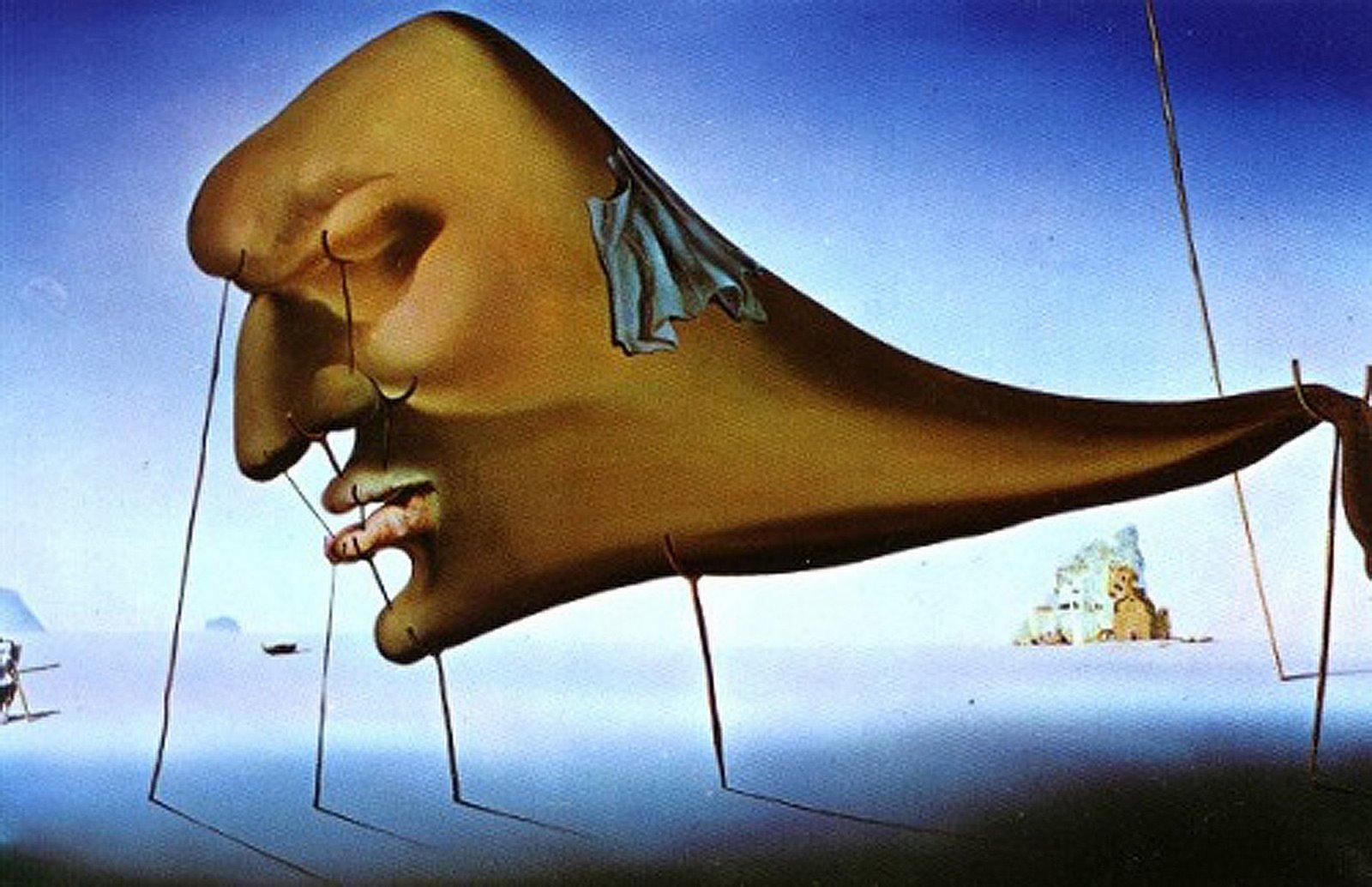 Salvador Dalí – Sleep – 1937 | Inspiration Log