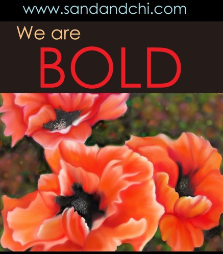 Bold Poppies Ad copy