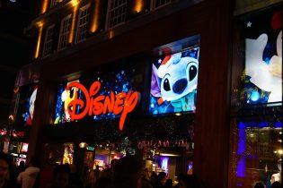 Disney store London Oxford Street - Disney Entree