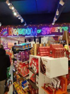 Kingdom of Sweets London - Overzicht