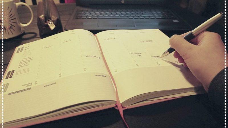 9 tips om beter te Plannen