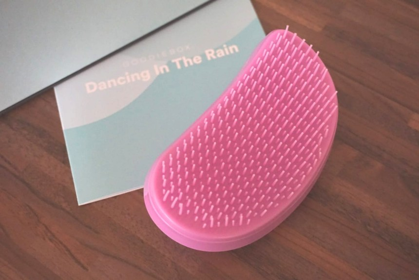 Goodiebox Dancing in The Rain - Detangler Brush, Goodiebox