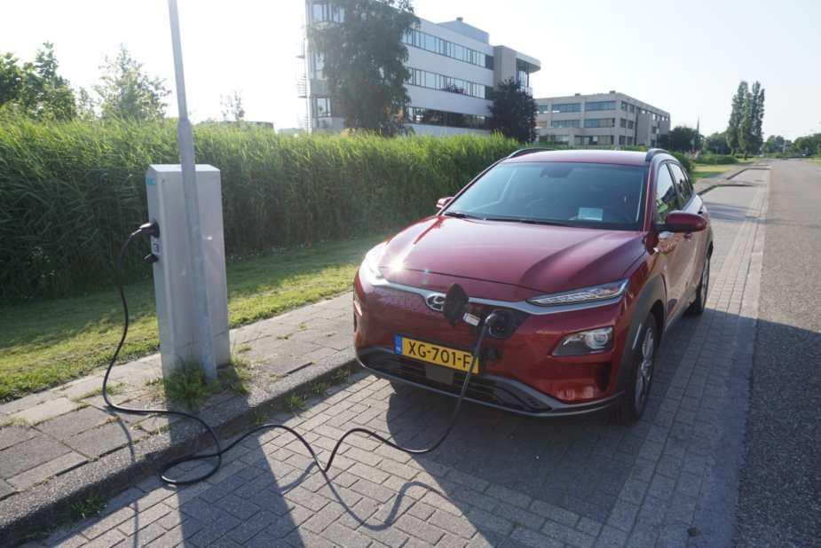 Rijden in de Hyundai Kona - Pitpoint