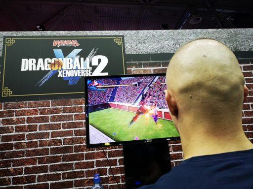 Dragon Ball Z Xenoverse 2 - Marcin