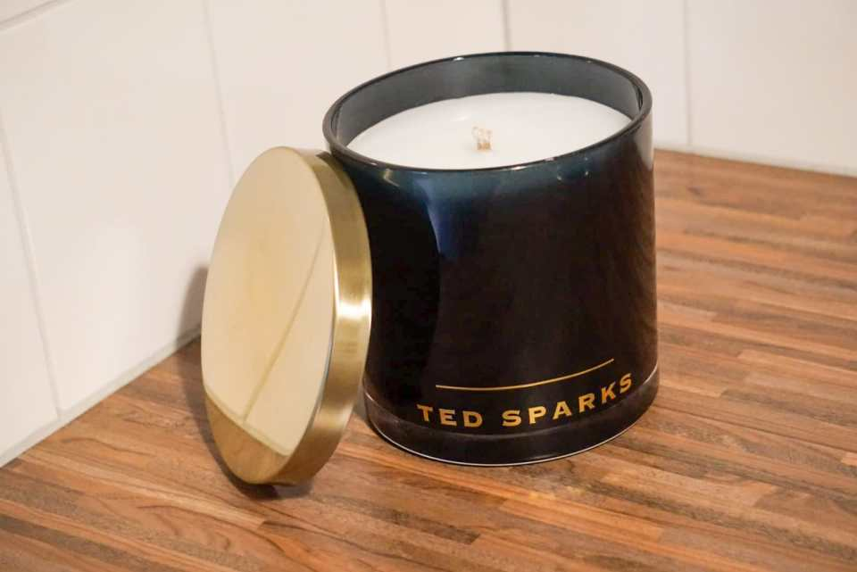 Ted Sparks - Outdoor Candle