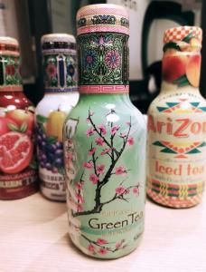 Arizona - Original green tea with honey