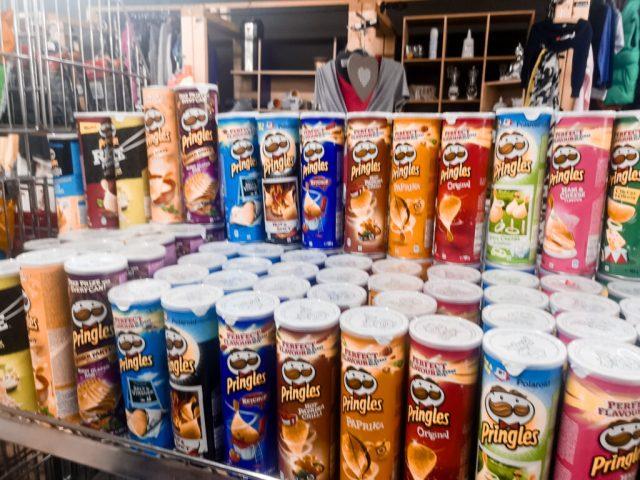 Jouwkraam - Pringles