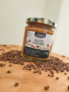 Deluxe spread - Salted Caramel