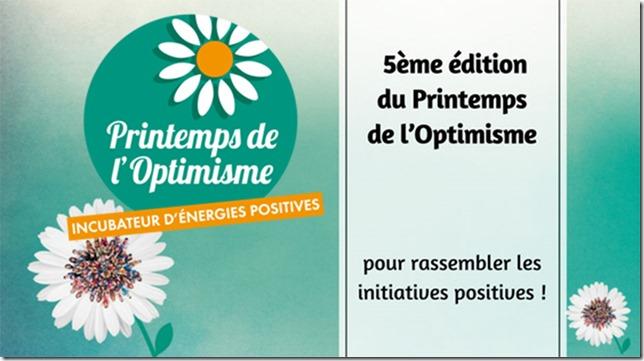 Le printemps de l'optimisme