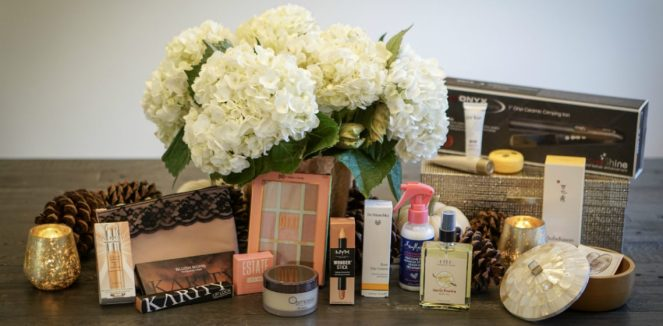 The Autumn Glow Fall Beauty Giveaway from Inspirations and Celebrations