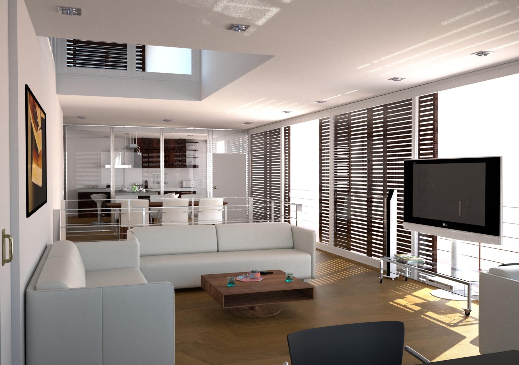 Make The Living Room Design Become More Comfortable ... on Comfortable Living  id=24140