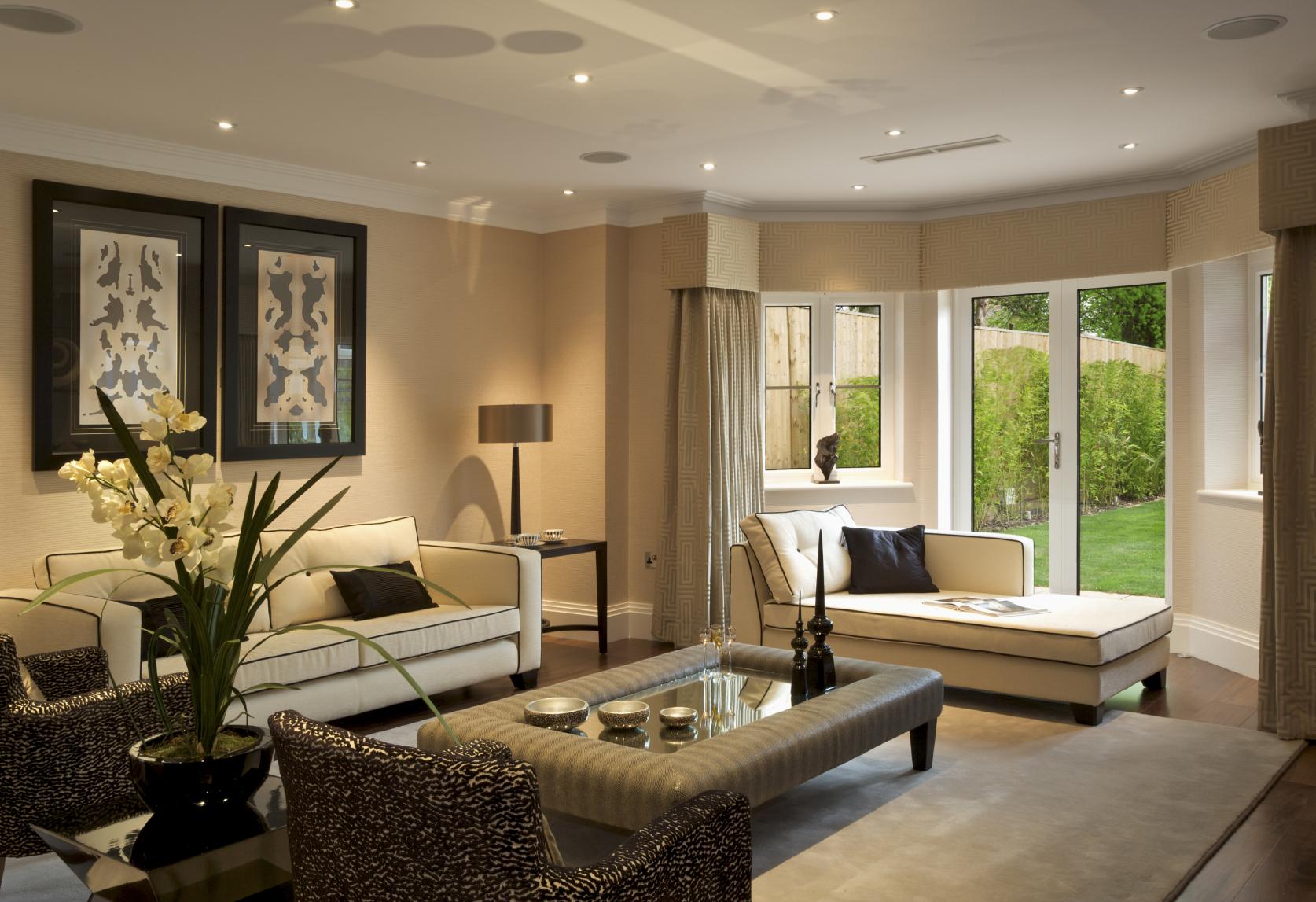 Make The Living Room Design Become More Comfortable ... on Comfortable Living  id=34068