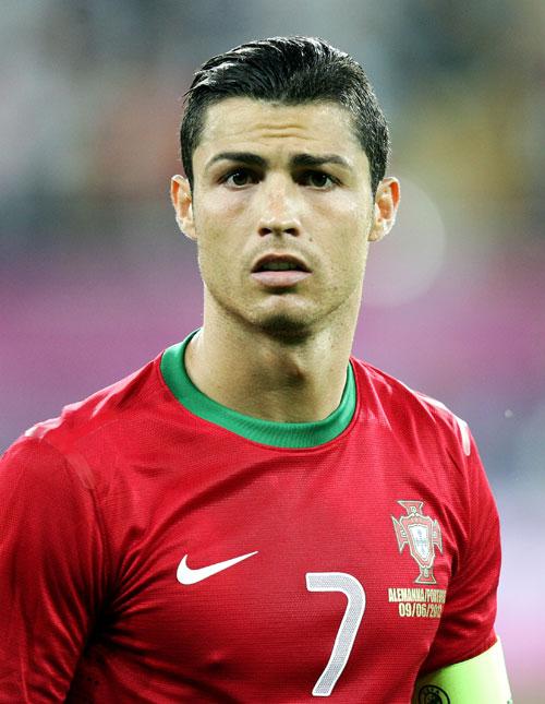 Portugal 2017 Ronaldo Haircut