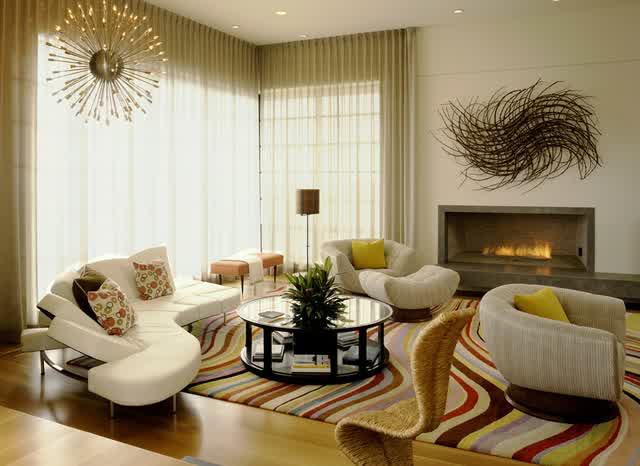 Curved Line Interior Design And Ideas